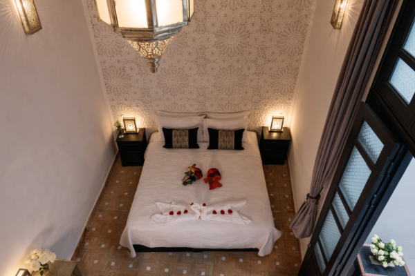 Riad Star, Marrakech. Photo by Alan Keohane www.still-images.net