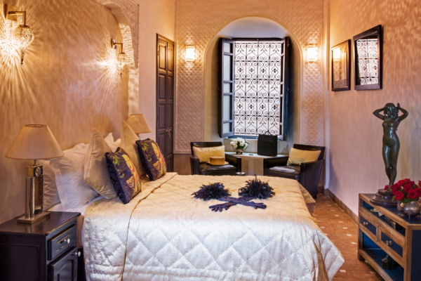 Riad Star, Marrakech Medina, Photo by Alan Keohane www.still-images.net